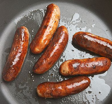 Welsh Dragon Pork Sausage